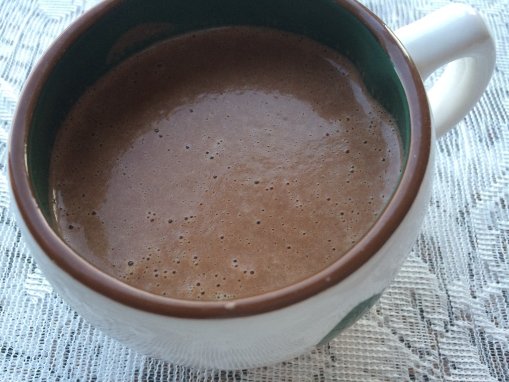 Rich and Creamy Hot Cocoa