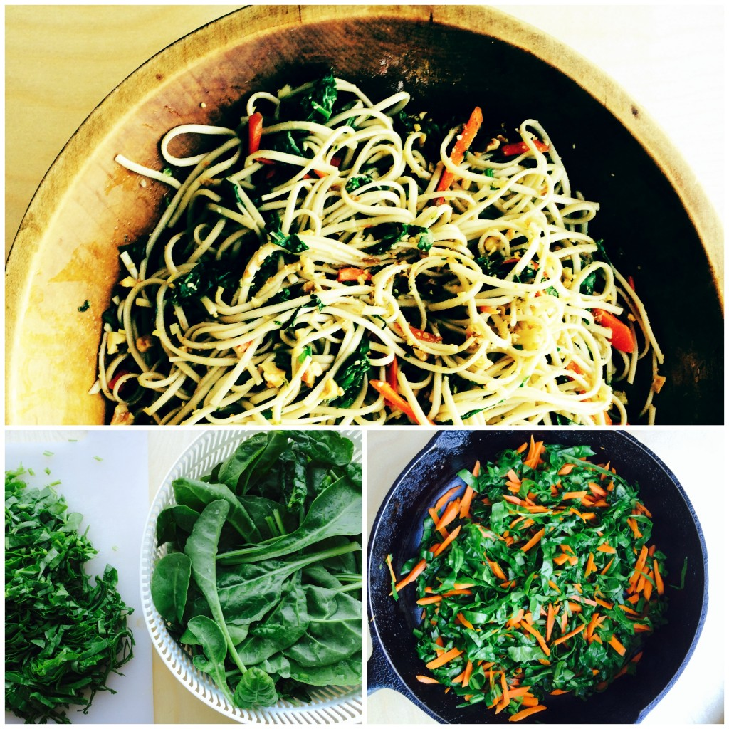 10 ways to get more greens on your plate