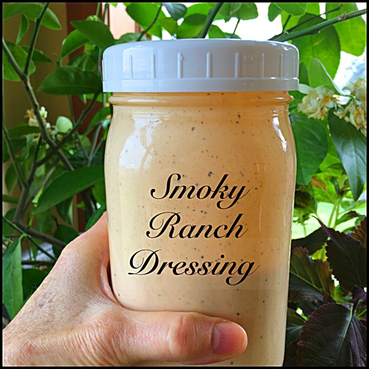 Smoky Ranch Dressing