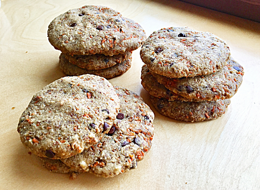 Sweet Potato Breakfast Cookie