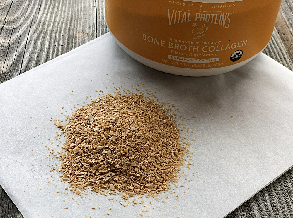 Product Review : Vital Proteins Bone Broth Collagen